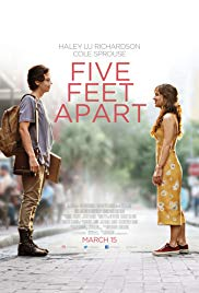 Five Feet Apart (2019) Film online subtitrat